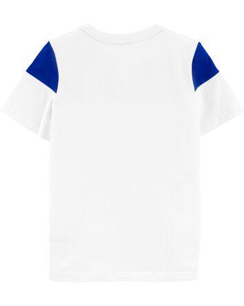T-shirt en jersey de football