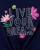 Débardeur en jersey Live Your Dreams , , hi-res