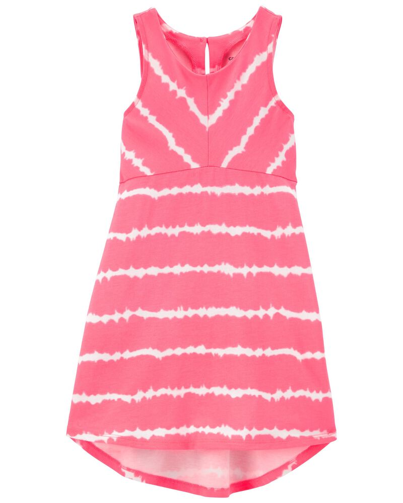 Tie-Dye Tank Dress, , hi-res