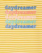 Pyjama 2 pièces en molleton et coton ajusté Daydream, , hi-res