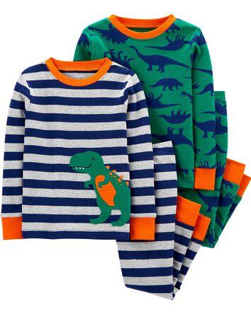 Pyjamas 4 pièces