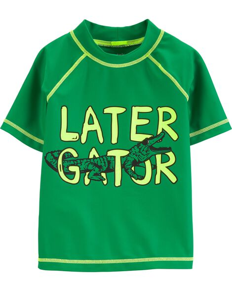 Maillot dermoprotecteur Later Gator