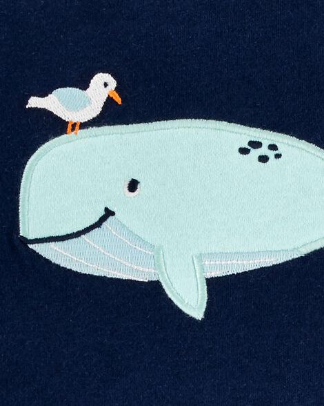 Emballage de 2 barboteuses à baleine
