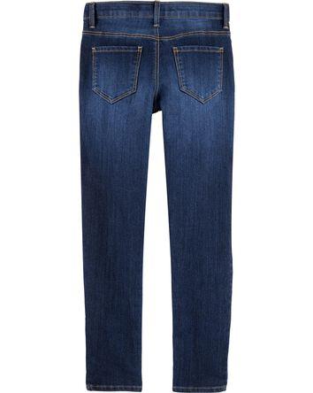 Super Skinny Jeans - Marine Blue Wa...