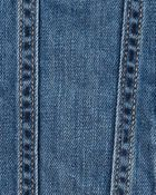 Blouson en tricot de denim, , hi-res