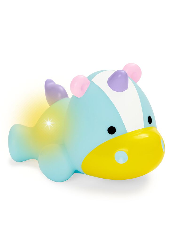 Zoo Light Up Bath Toy, , hi-res
