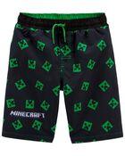 Minecraft® Swim Trunks, , hi-res