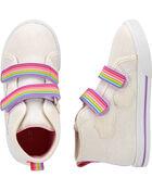 Rainbow High Top Sneakers, , hi-res
