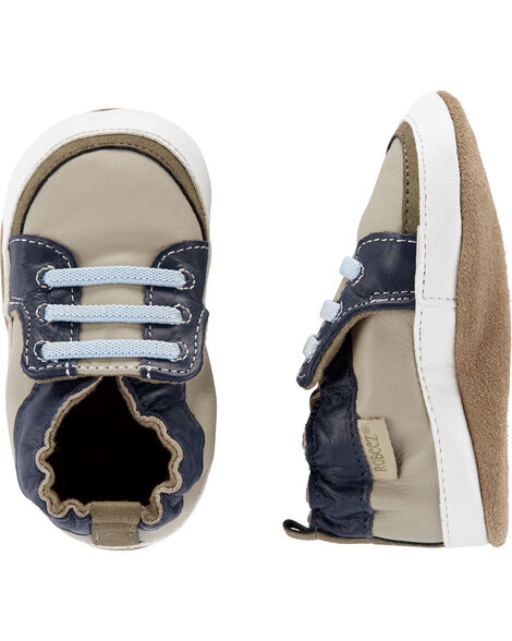 Sporty Soft Sole Baby Shoes
