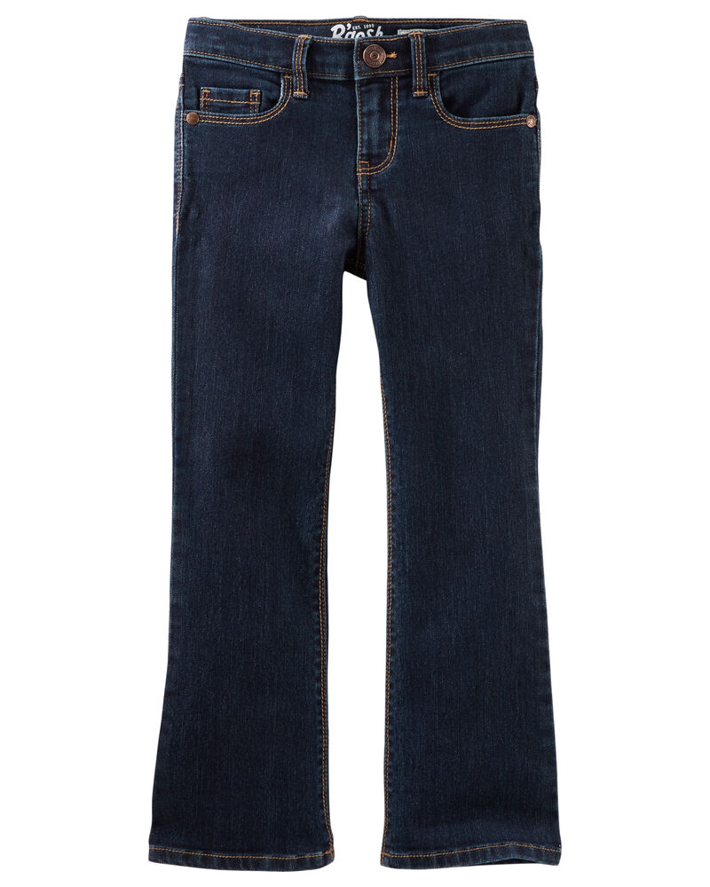 Bootcut Jeans - Heritage Rinse Wash, , hi-res