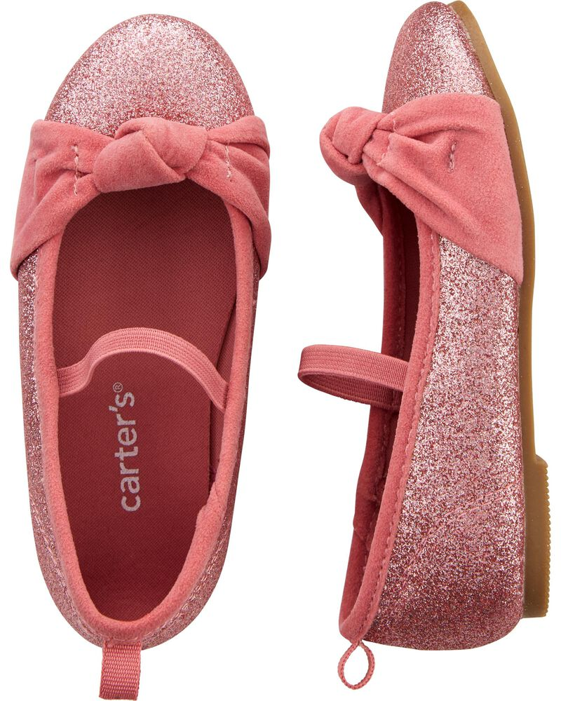 Carter's Glitter Mary Jane Shoes, , hi-res