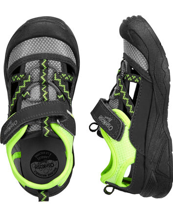 Bump Toe Athletic Sandals