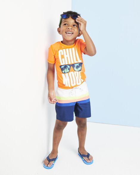 Chill Mode UV Swim Shirt