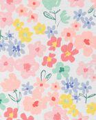 Ensemble 2 pièces cache-couche fleuri et short fleuri, , hi-res