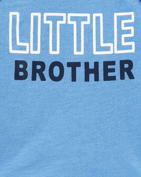 Little Brother Raglan Slub Jersey Tee