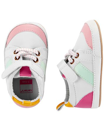 High-Top Baby Shoes