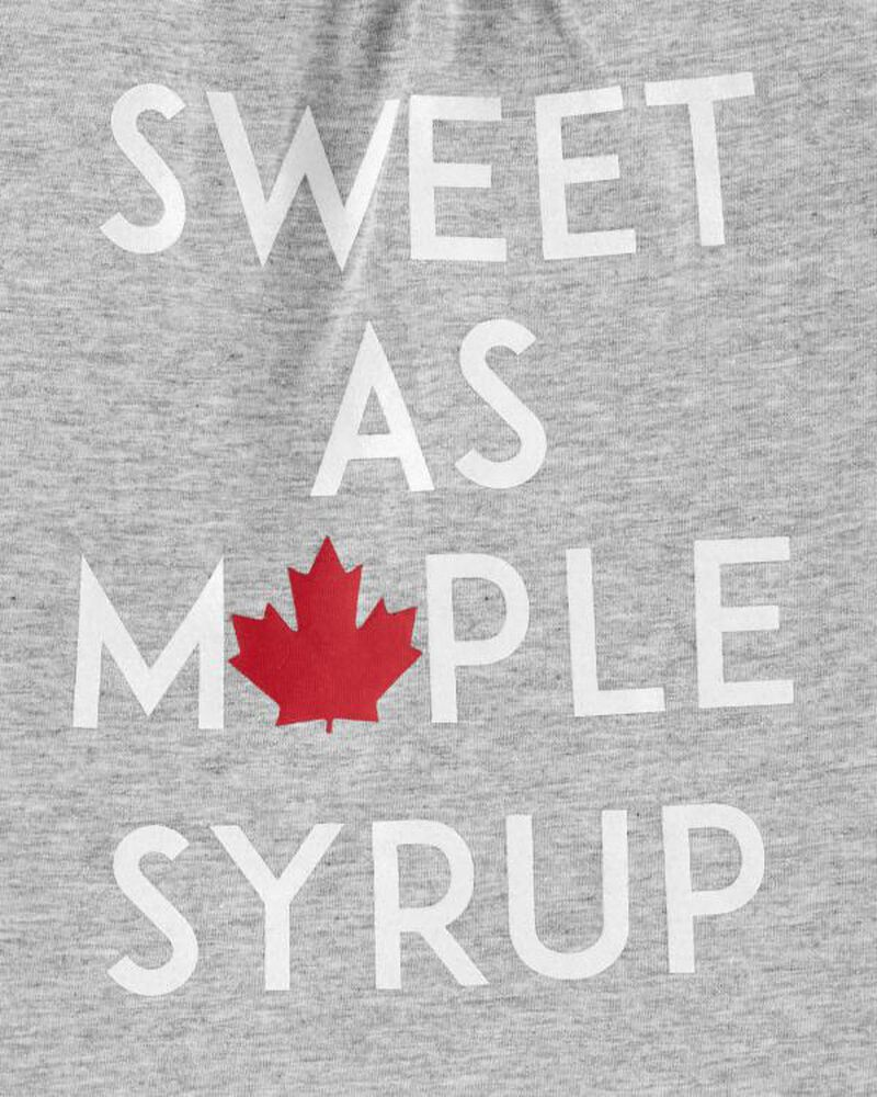 T-shirt Sweet As Maple Syrup , , hi-res