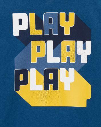 T-shirt en jersey Play