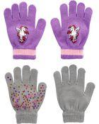 Kombi 2-Pack Flying Unicorn Gripper Gloves, , hi-res