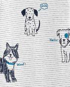 3-Piece Dog Little Character Set, , hi-res