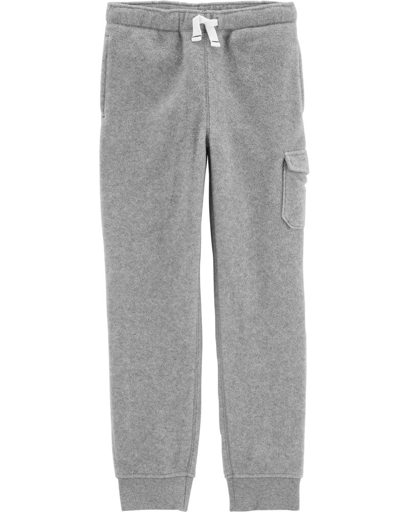 Pull-On Fleece Joggers, , hi-res
