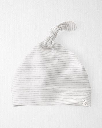 Organic Cotton Knot Cap
