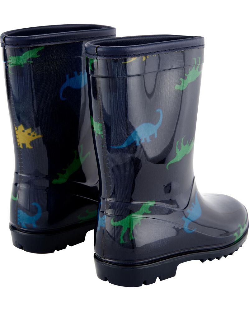 Dinosaur Rain Boots, , hi-res