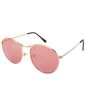 Round Classic Sunglasses