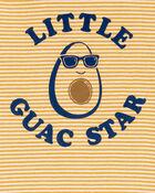 Little Guac Star Tank Romper, , hi-res