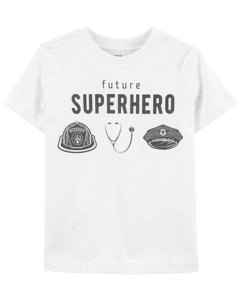 T-shirt Future Superhero, , hi-res