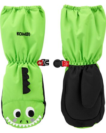 Kombi Sam The Dinosaur Winter Mitt