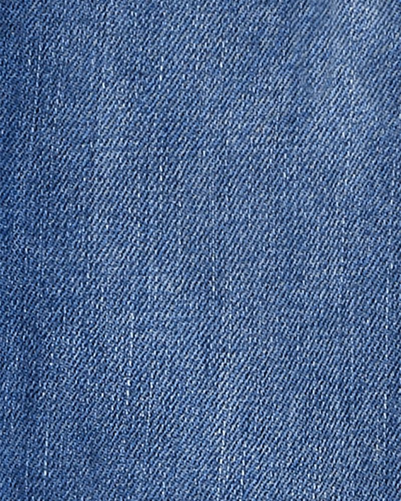 Salopette de charpentier en denim, , hi-res
