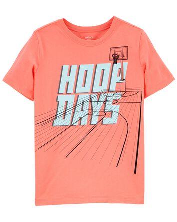 T-shirt en jersey de basketball
