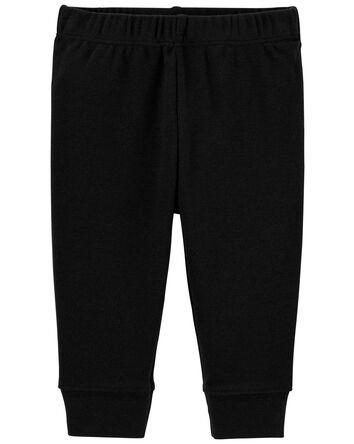 Pantalon à enfiler en coton