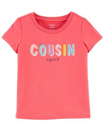 T-shirt Cousin Squad