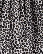 2-Piece Leopard Fleece Hoodie & Legging Set, , hi-res