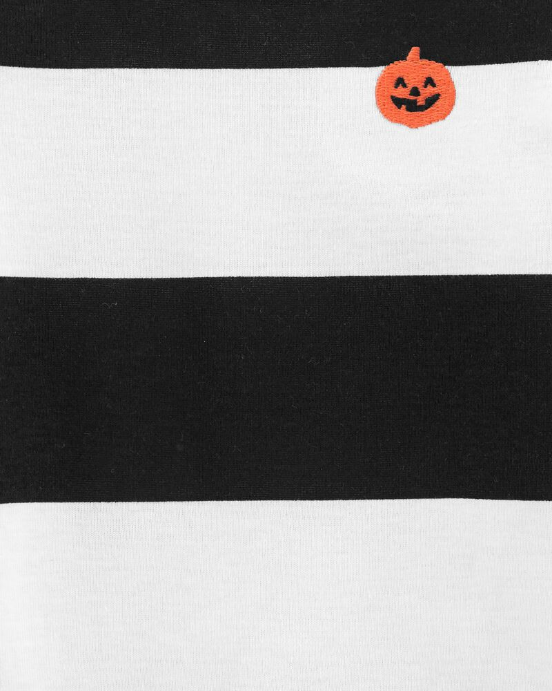 Striped Halloween Collectible Bodysuit, , hi-res