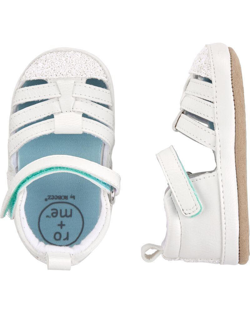 Robeez Taylor Sandal Soft Sole Shoes, , hi-res