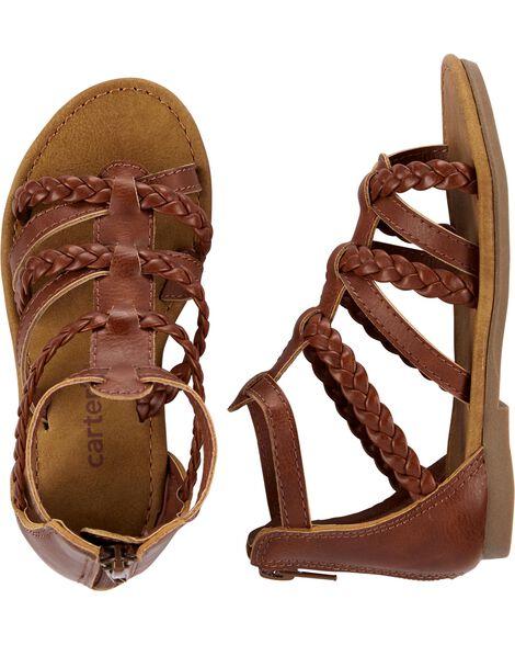 Sandales de style gladiateur Carter's