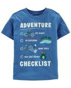 T-shirt en jersey Adventure, , hi-res