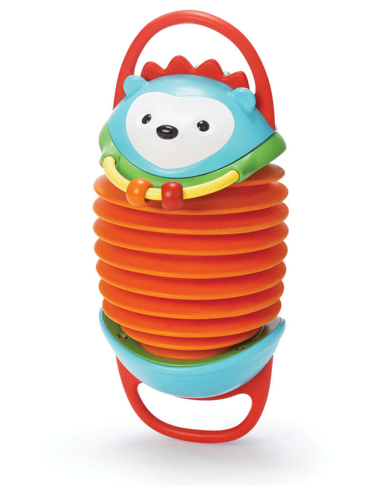 Explore & More Hedgehog Accordion Toy, , hi-res