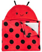 Ladybug Terry Towel, , hi-res