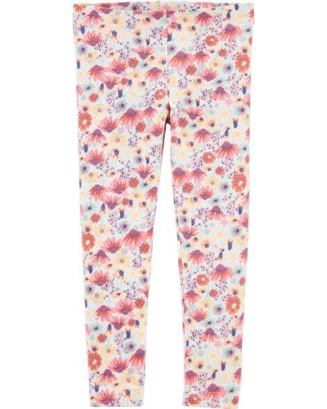 Heritage Floral Jersey Leggings