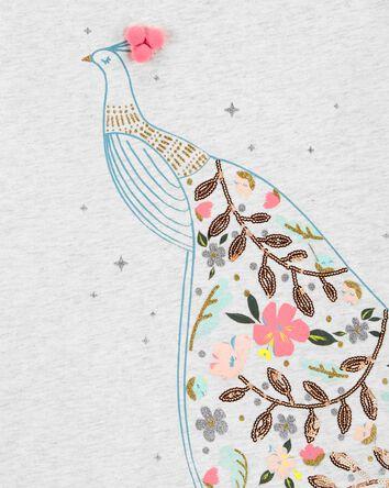 Peacock Jersey Tee