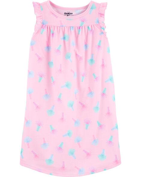 Pastel Ice Cream Nightgown