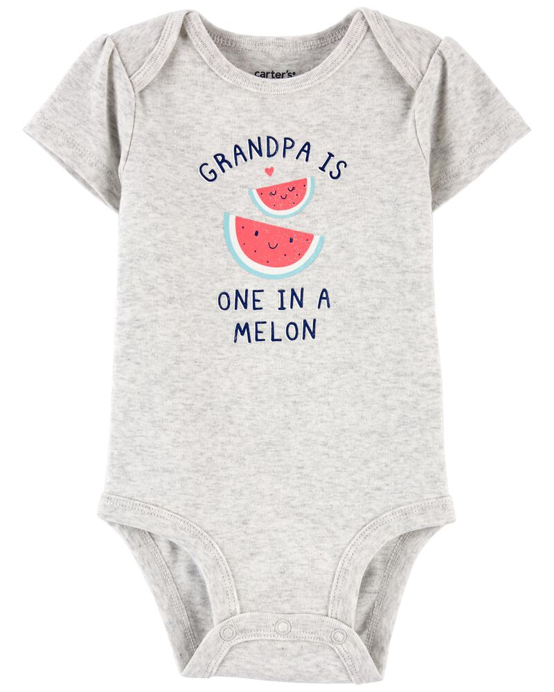Grandpa Original Bodysuit, , hi-res