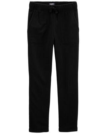 Pantalon en molleton douillet