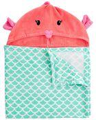 Fish Terry Towel, , hi-res