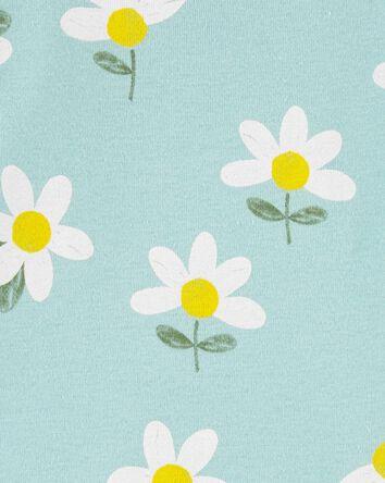 Cache-couche original fleuri