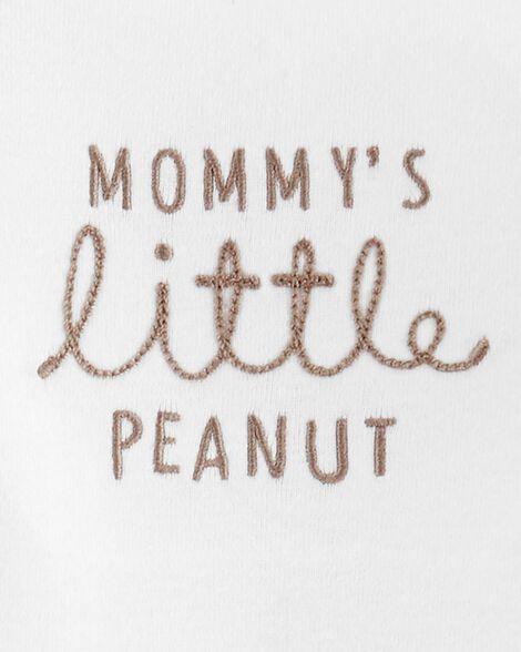 3-Piece Peanut Little Cardigan Set